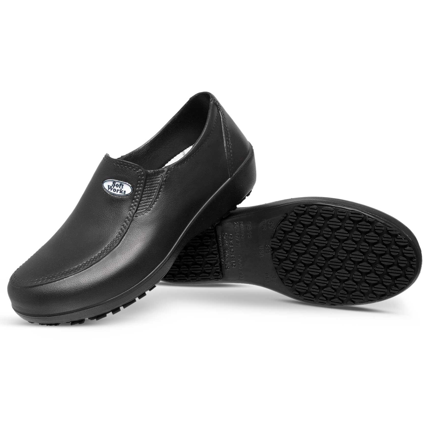 Sapato Soft Works Preto BB95