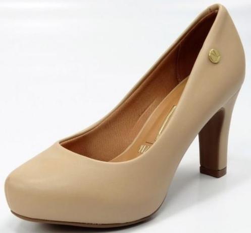 Sapato Vizzano Nude Feminino 1840.301
