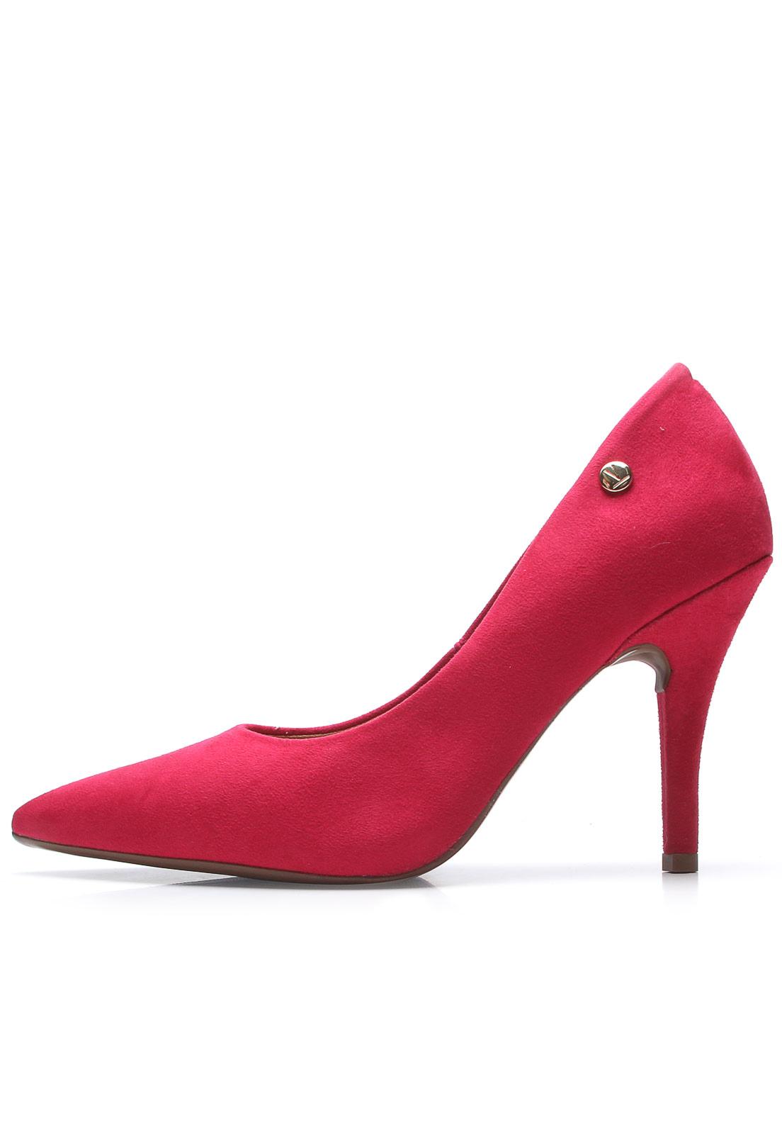 Scarpin Carmuça Vizzano Pink Feminino 1184.1101