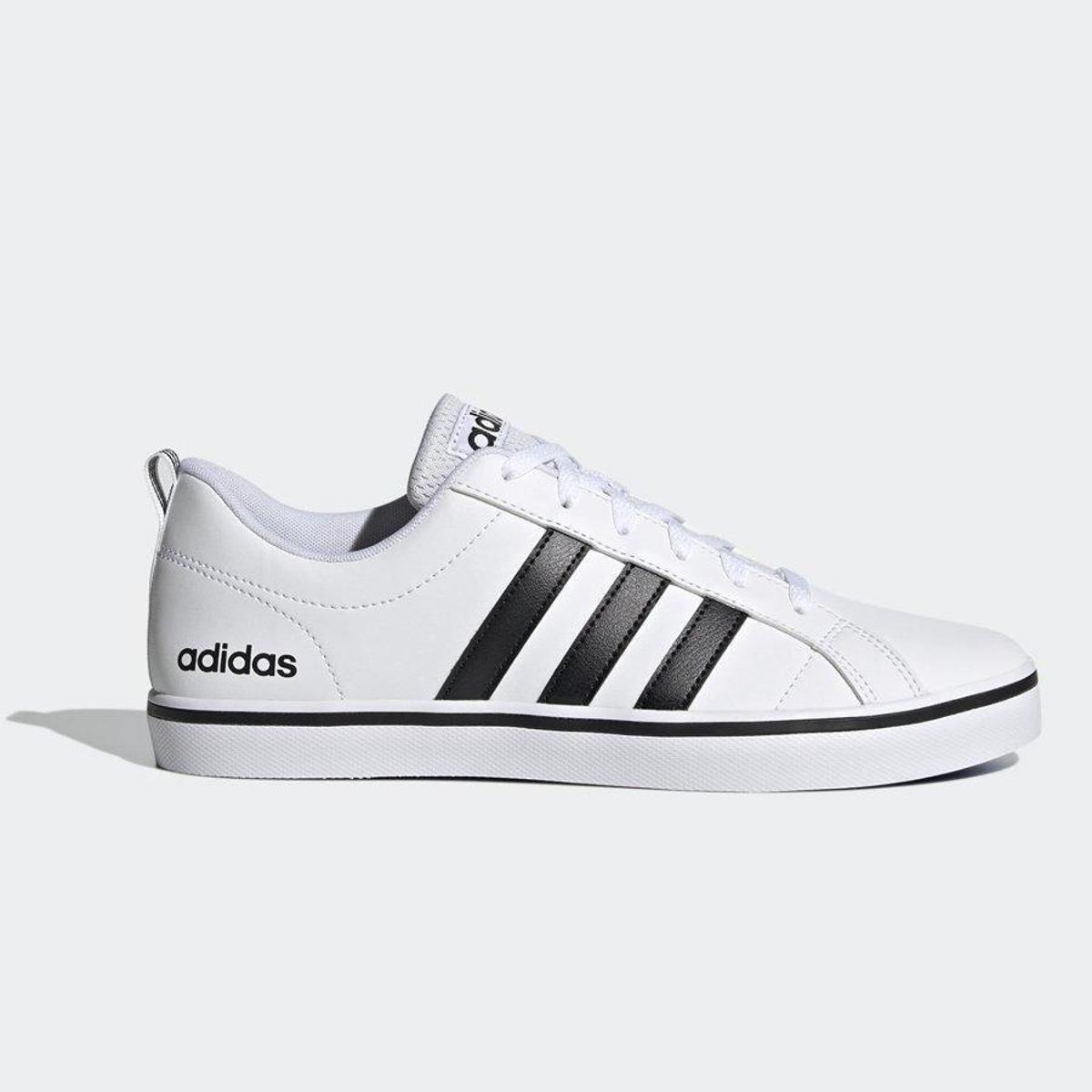 Tenis Adidas Branco/Preto Masculino Vs Pace