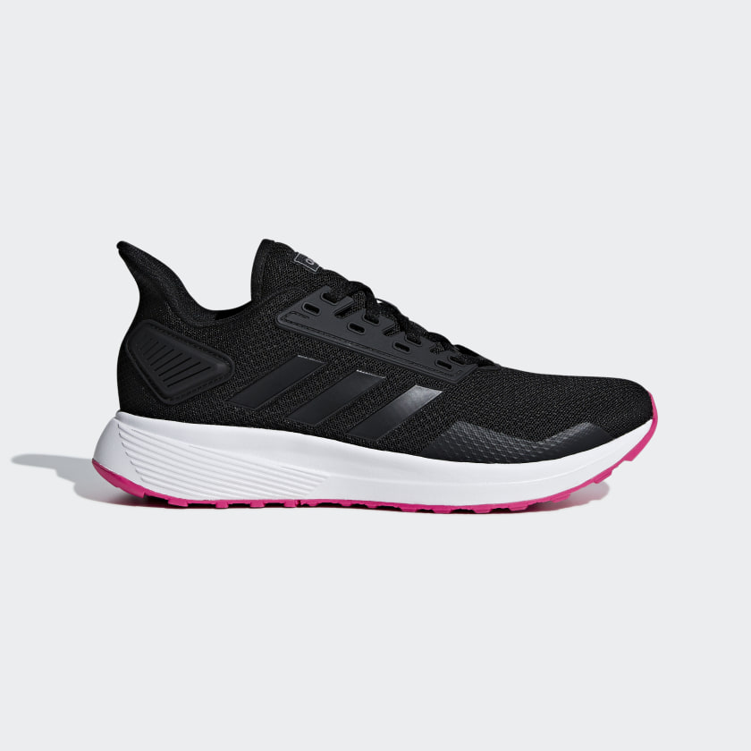 Tenis Adidas Pto/Pink Masculino Duramo 9