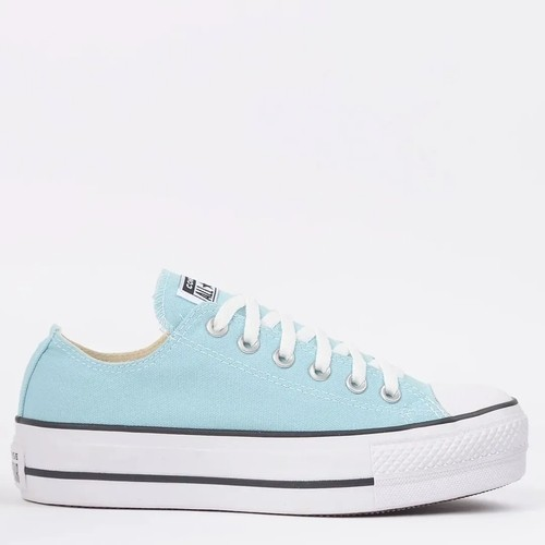 Tenis All Star Azul Bb Feminino Ct0963