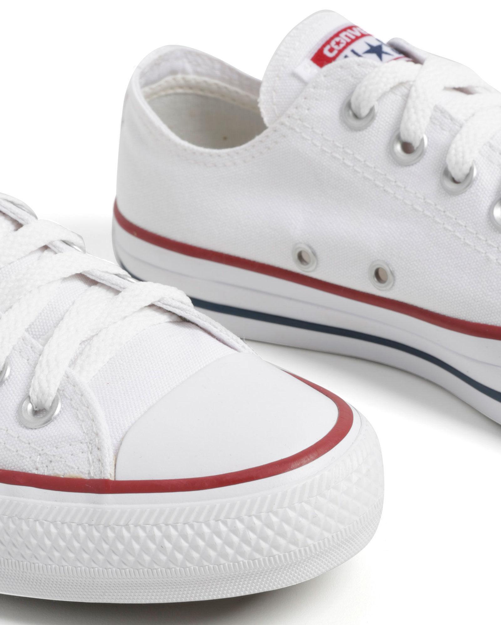 Tenis All Star Branco Feminino Ct0495