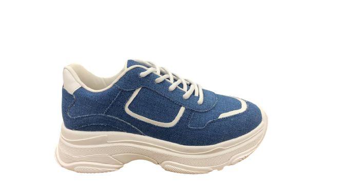 Tenis Bebece Jeans Feminino T1319-448