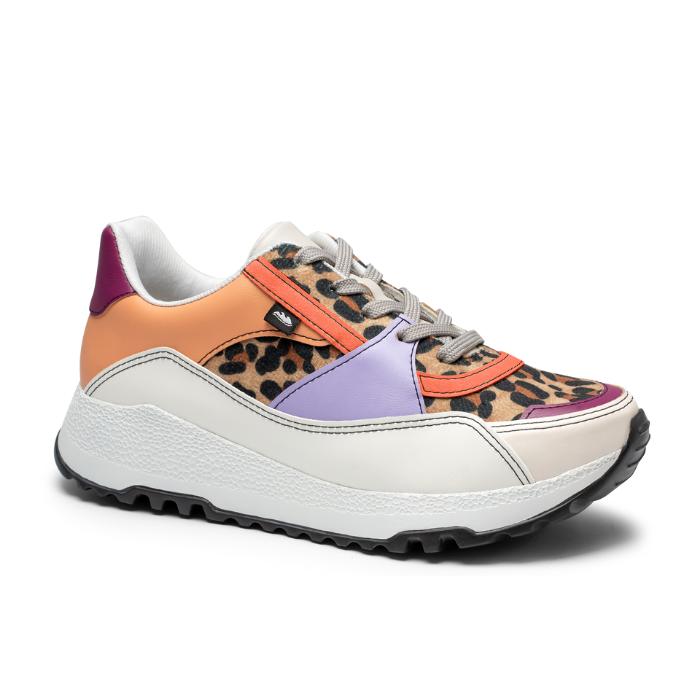 Tênis Dakota Onça/Multicolor Feminino G3493