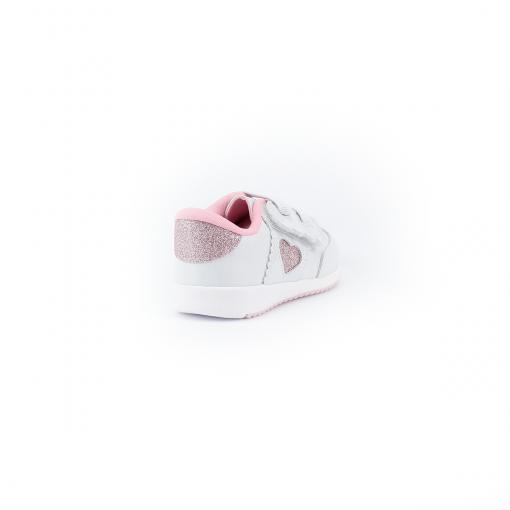Tenis Kidy Branco Feminino 009-0807