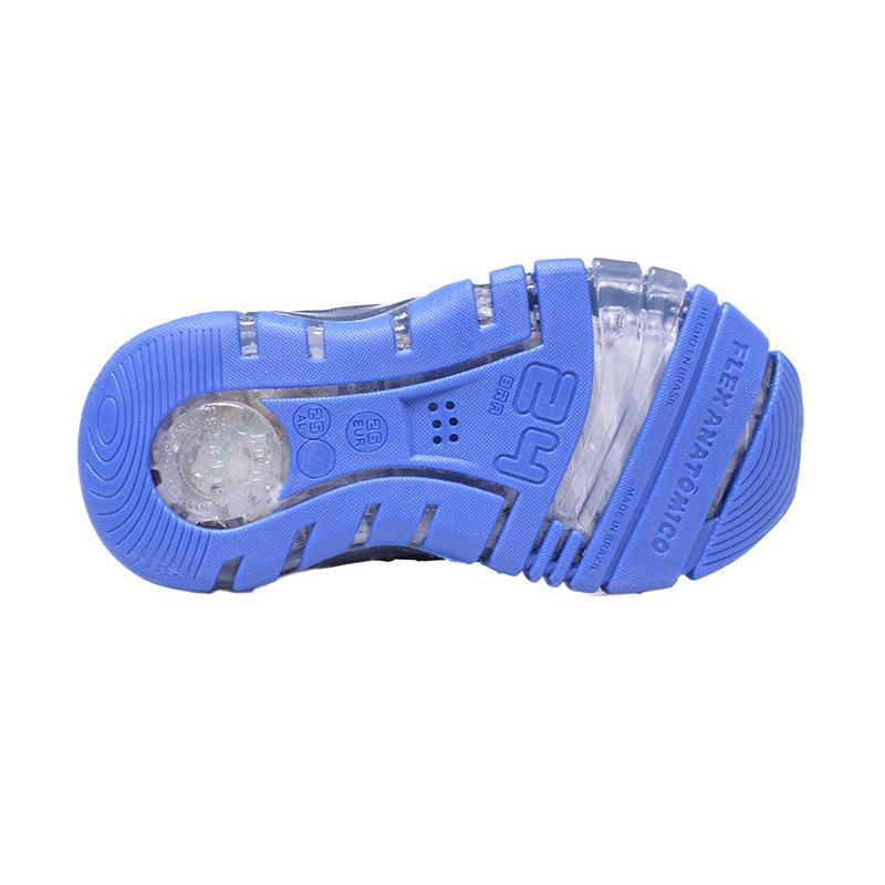 Tenis Kidy Marinho/Azul Royal Masculino 020-0124