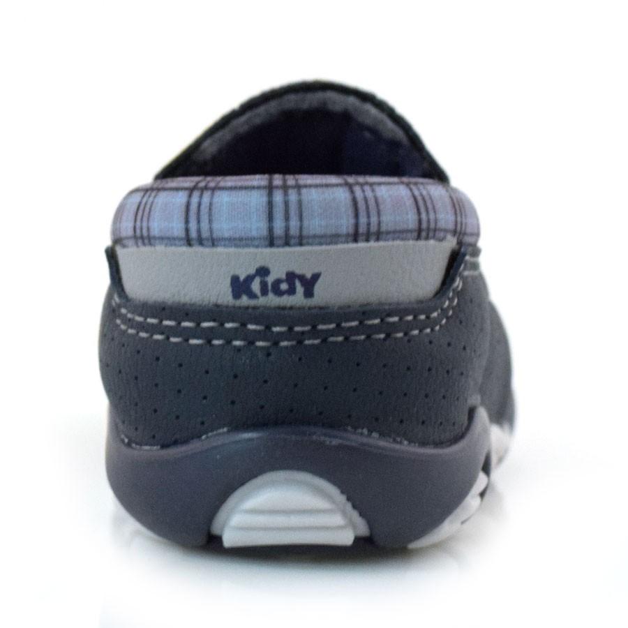Tenis Kidy Marinho/Cinza Masculino 008-0477-1052