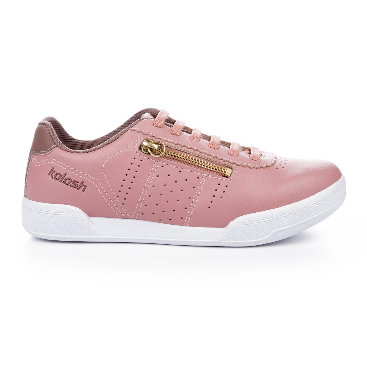 Tenis Kolosh Rosa Feminino C1665