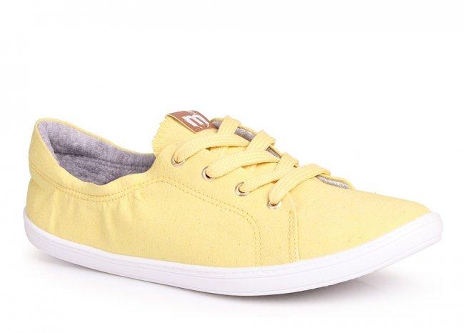 Tenis Moleca Amarelo Feminino 5660.205