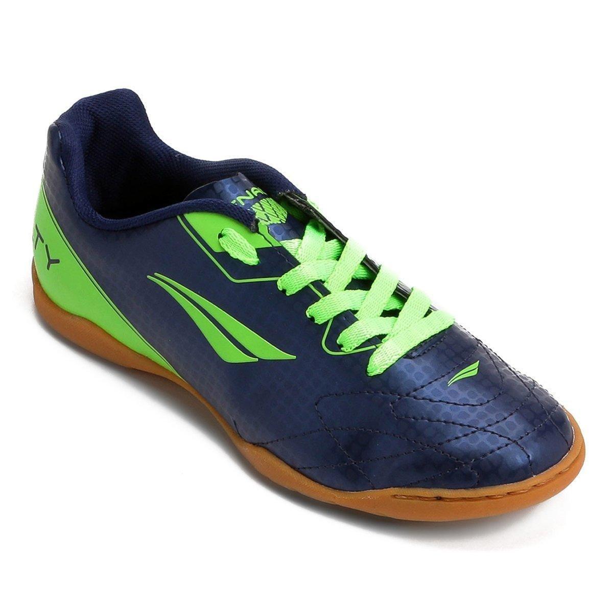 Tenis Penalty Azul/Amarelo Masculino K Soccer Matis