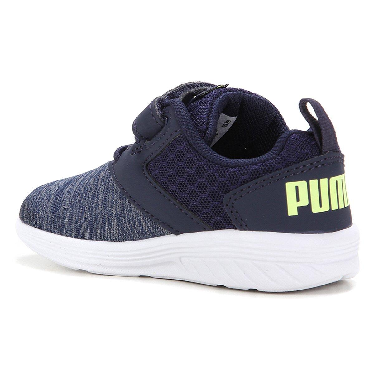 Tenis Puma Azul Masculino Nrgy Comet
