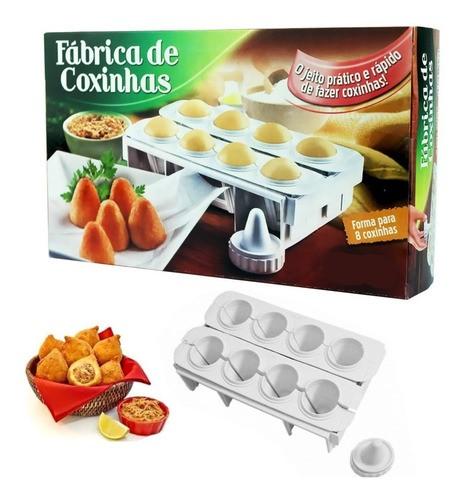 Fábrica de Coxinhas LigBrin 8 Coxinhas
