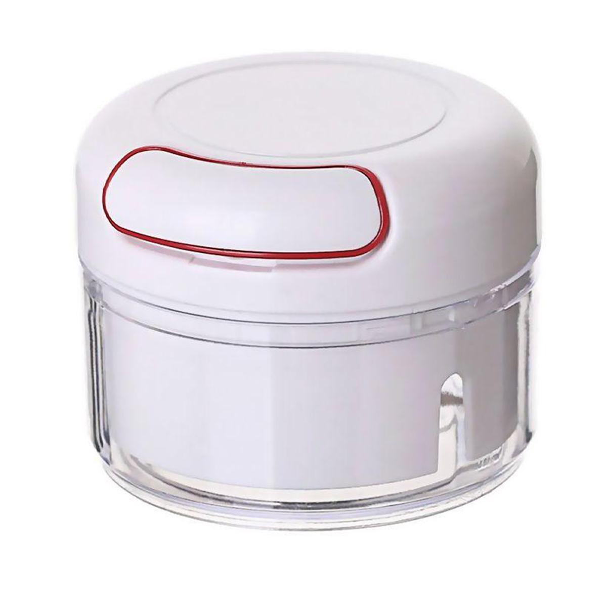 Mini Processador de Alho e Alimentos Manual Livon