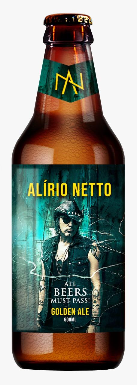 PRÉ-VENDA - Alírio Netto - All Beers Must Pass (Belgian Golden Ale)