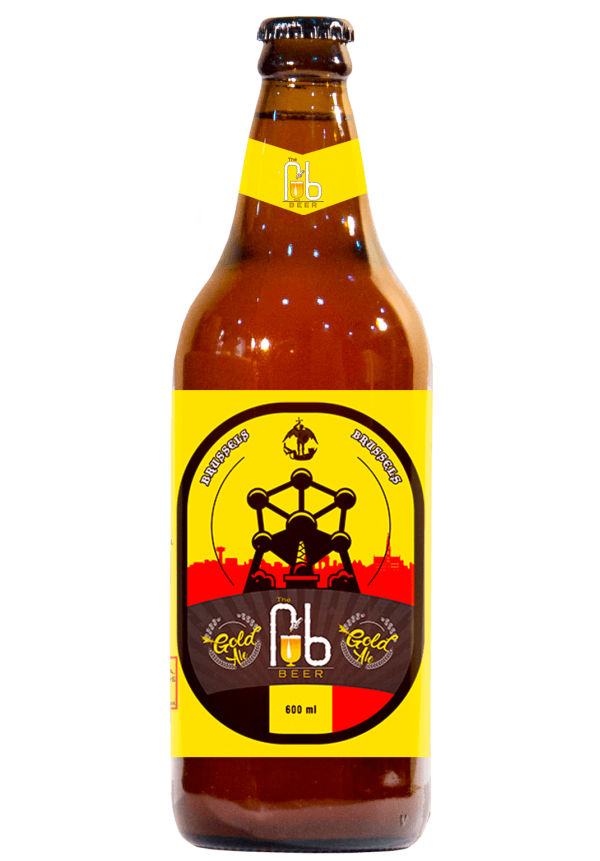 Brussels (Gold Ale)