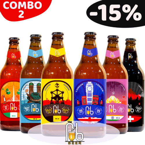 Combo 2 - World Flavors