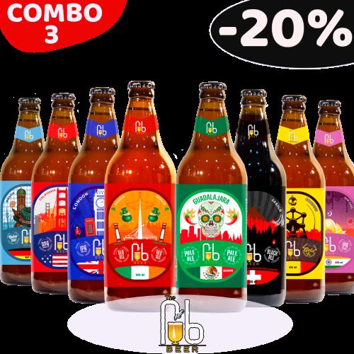 Combo 3 - World Flavors