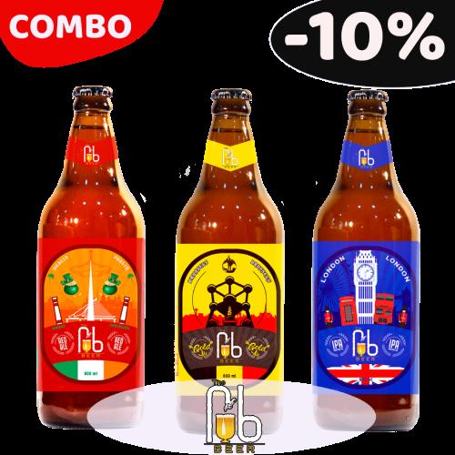 Combo - World Flavors