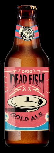 Dead Fish 30 anos - Gold Ale