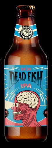 Dead Fish 30 anos - IPA (India Pale Ale)