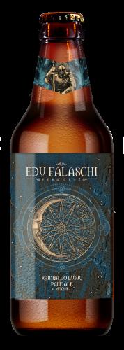 Edu Falaschi - Rainha do Luar (Pale Ale c/Mel e Pimenta)