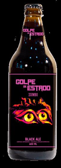 Golpe de Estado - Zumbi (Black Ale)