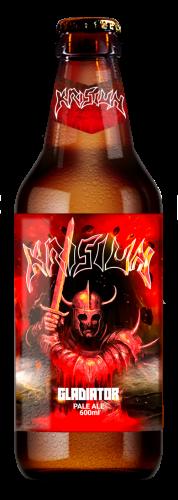 Krisiun - Gladiator- Pale Ale (c/Mel e Pimenta)