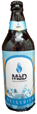 MàD - Música à Distância (Weiss Beer)