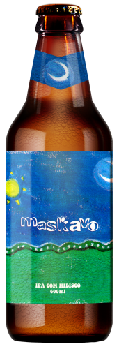 Maskavo - IPA c/Hibisco