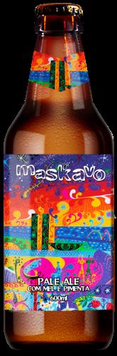 Maskavo - Pale Ale c/Mel e Pimenta