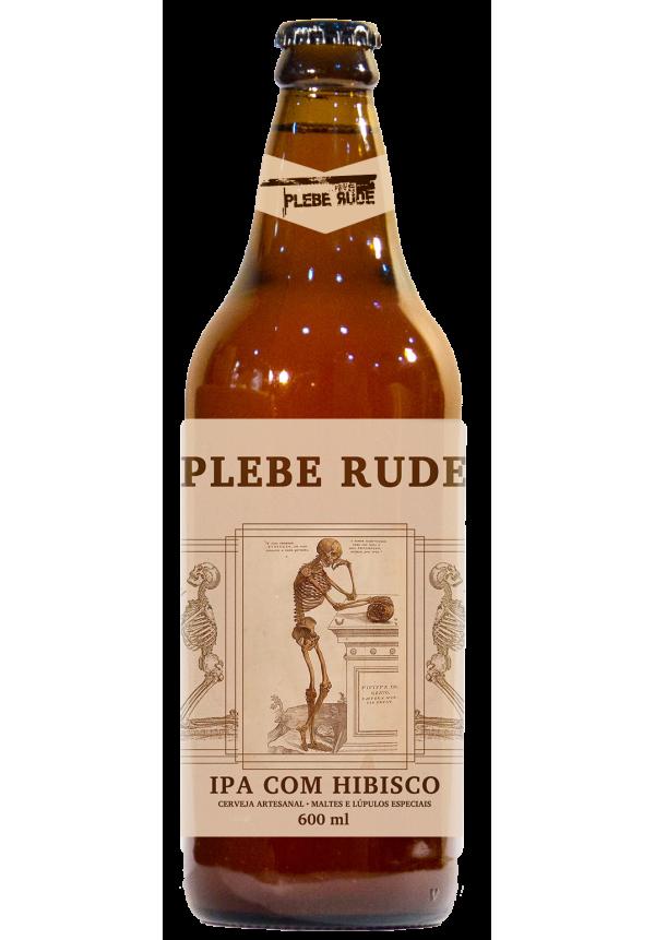 Plebe Rude - Evolução (IPA c/Hibisco)