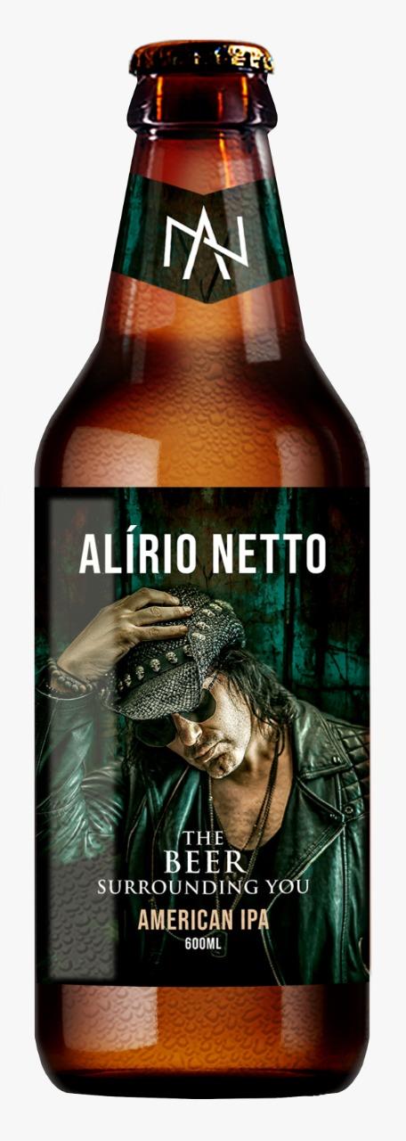 PRÉ-VENDA Alírio Netto - The Beer Surrounding You (American IPA)