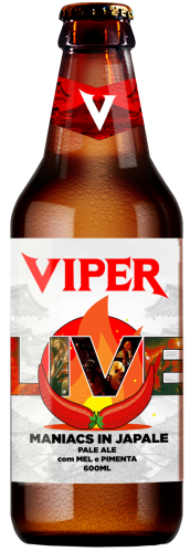Viper - Maniacs in Japale