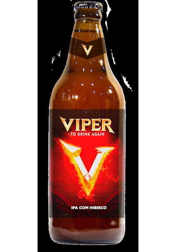 Viper - To Drink Again (IPA c/Hibisco)