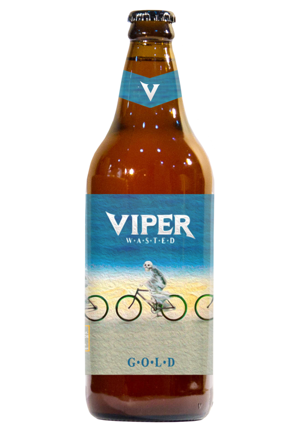 Viper - Wasted (Gold Ale)