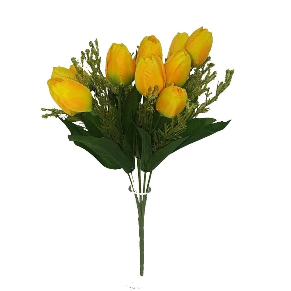 Mini Tulipas buquê com 12