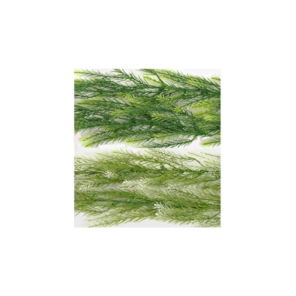 Folhagem Pendente De Alecrim Verde