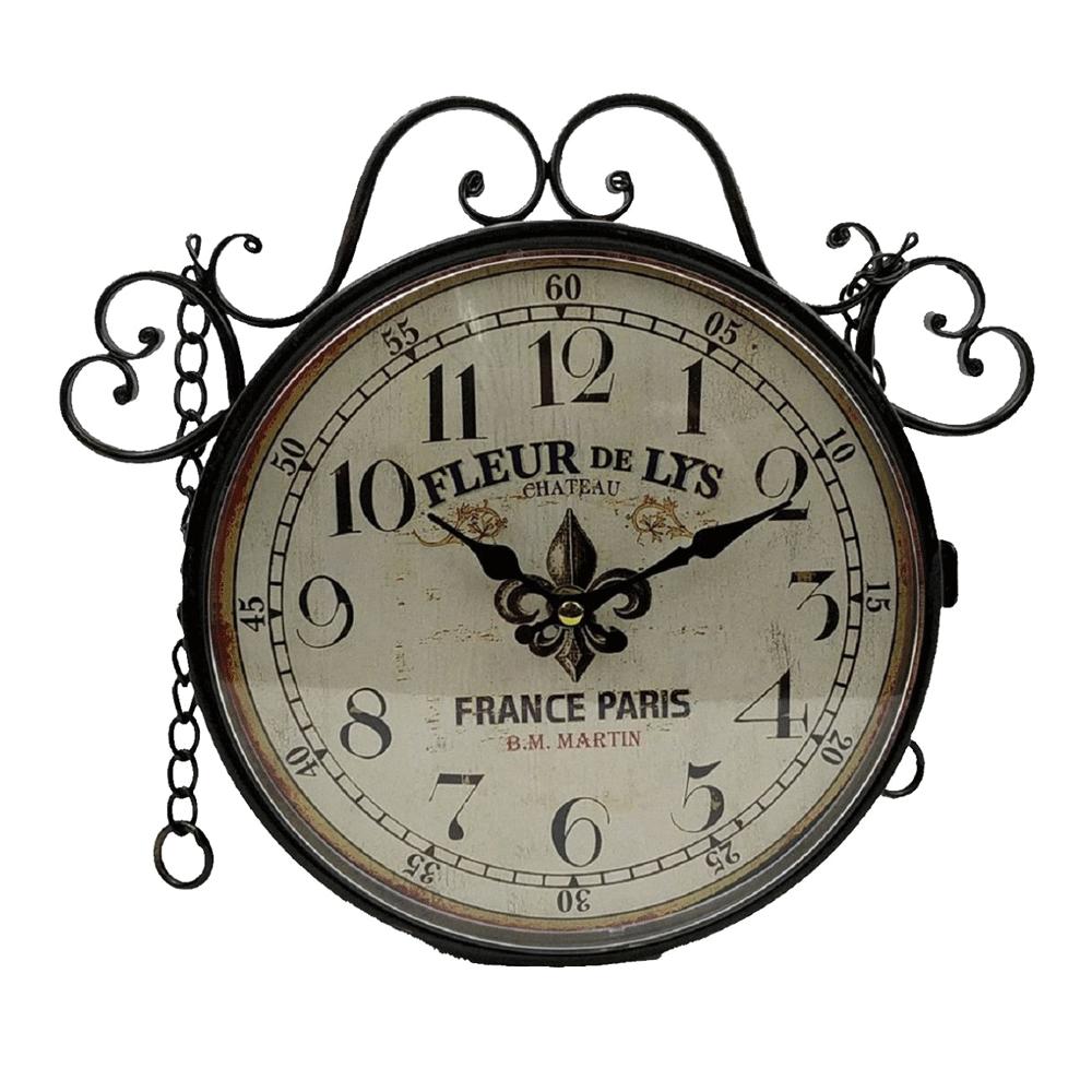 Relógio Estação New York Retrô