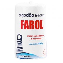 Algodão Hidrófilo Farol - 250g