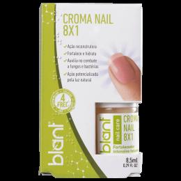 Base Blant Croma Nail 8x1 - 8,5ml