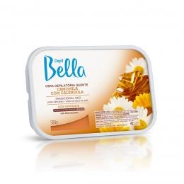 Cera Depilatória Quente Depil Bella Camomila e Calêndula - 500g