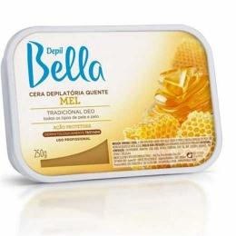 Cera Depilatória Quente Depil Bella Mel - 250g