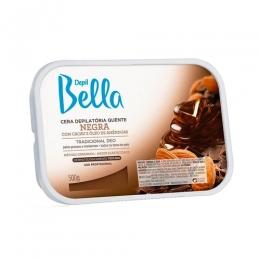 Cera Depilatória Quente Depil Bella Negra - 500g