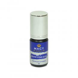 Cola Para Extensão De Cílios Macy Korea Silver Star Glue - 3g