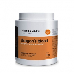 Creme De Massagem Dragon´s Blood Hidramais - 1kg