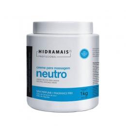 Creme De Massagem Neutro Hidramais - 1kg