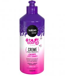 Creme De Pentear Salon Line #todecachos Cachos Dos Sonhos - 500ml