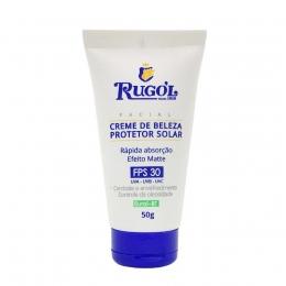 Creme  Facial Rugol Com Filtro Solar FPS30 - 50g