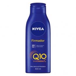 Creme Firmador Nivea Q10 + Vitamina C - 400ml